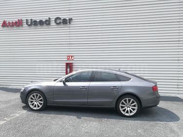 Foto venta Auto Usado Audi A5 2.0T Luxury Multitronic (225Hp) (2014) color Gris precio $415,000