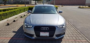 Foto venta Auto Usado Audi A5 2.0T Luxury Multitronic (225Hp) (2015) color Gris Tormenta precio $400,000