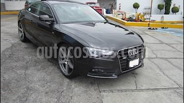 Foto venta Auto Usado Audi A5 2.0T Luxury Multitronic (225Hp) (2013) color Gris precio $325,000