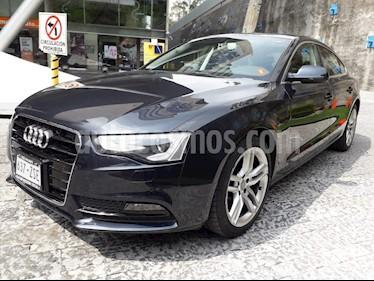 Foto venta Auto Seminuevo Audi A5 2.0T Luxury Multitronic (225Hp) (2014) color Negro precio $335,000