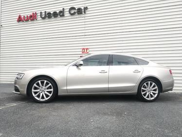Foto venta Auto Usado Audi A5 2.0T Luxury Multitronic (2015) color Beige precio $414,900