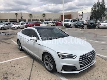 Foto venta Auto usado Audi A5 2.0T S-Line (190Hp) (2018) color Blanco precio $630,000