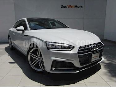 Foto venta Auto Usado Audi A5 2.0T S-Line (252Hp) (2018) color Blanco precio $755,000
