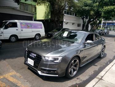 Foto venta Auto Usado Audi A5 2.0T S-Line Multitronic (225Hp) (2015) color Gris Acero precio $480,000