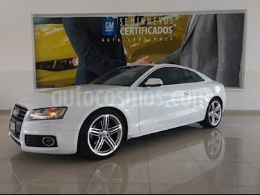 Foto venta Auto Usado Audi A5 2.0T S Line Quattro (2011) color Blanco precio $299,000