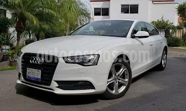Foto venta Auto Seminuevo Audi A5 Sportback 1.8T Luxury Multitronic (2012) color Blanco precio $230,000