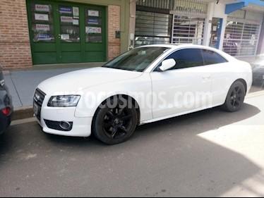 Foto venta Auto Usado Audi A5 Sportback 2.0 T FSI Multitronic (2010) color Blanco
