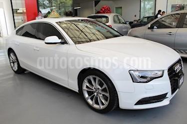 Foto venta Auto Seminuevo Audi A5 Sportback 2.0T Luxury Multitronic (2015) color Blanco precio $385,000