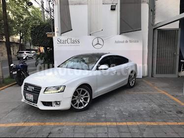 Foto venta Auto Usado Audi A5 Sportback 2.0T Luxury S-Tronic Quattro (2011) color Blanco precio $226,000