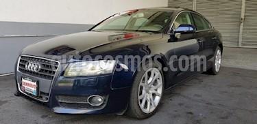 Foto venta Auto Seminuevo Audi A5 Sportback 2.0T Luxury S-Tronic Quattro (2011) color Azul precio $249,900