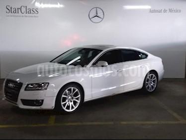 Foto venta Auto Seminuevo Audi A5 Sportback 2.0T Luxury S-Tronic Quattro (2011) color Blanco precio $279,000