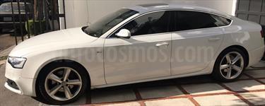 Foto venta Auto Usado Audi A5 Sportback 2.0T S-Line Quattro (211Hp) (2012) color Blanco precio $300,000