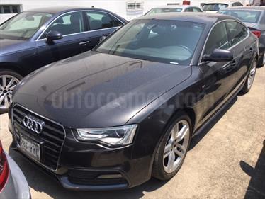 Foto venta Auto Usado Audi A5 Sportback 3.0T S-Line Quattro (272Hp) (2012) color Gris Lava precio $295,000