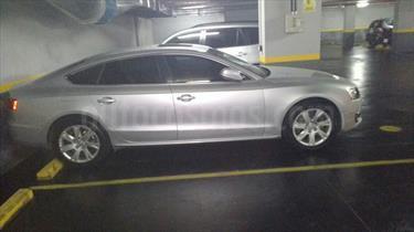 Foto venta Auto usado Audi A5 Sportback 3.2 FSI Quattro S-tronic (2011) color Gris Plata  precio $650.000