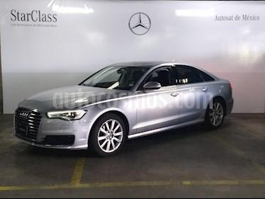 Foto venta Auto usado Audi A6 1.8 TFSI Luxury (190hp) (2016) color Plata precio $409,000