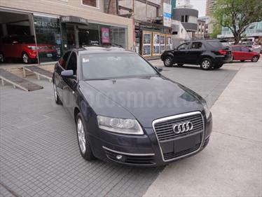 Foto venta Auto Usado Audi A6 2.4 Multitronic Luxury (2007) color Gris Oscuro precio $243.000