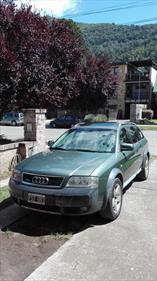 Foto venta Auto Usado Audi A6 2.5 TDi Tiptronic Quattro (2004) color Verde precio $200.000