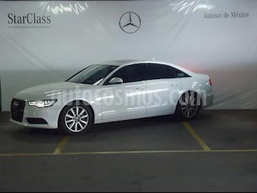 Foto venta Auto usado Audi A6 2.8 FSI Elite (2013) color Blanco precio $369,000