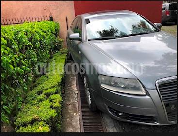 Foto venta Auto usado Audi A6 3.2 Elite Tiptronic Quattro (2007) color Gris Plata  precio $120,000