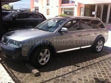 foto Audi A6 Allroad 2.5 TDi Quattro Tiptronic