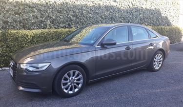 Audi A6 N usado (2012) color Gris Dakota precio $10.500.000