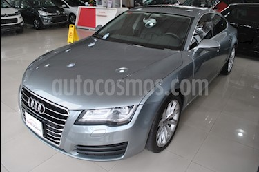 Foto venta Auto Usado Audi A7 3.0 Tfsi 300cv Stronic Quattro (2013) color Gris Oscuro precio $1.890.000