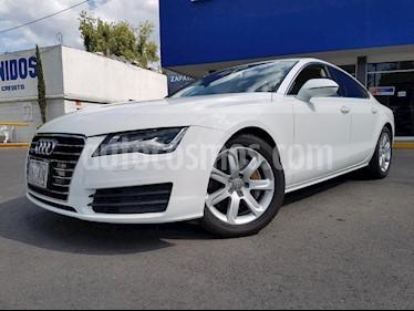 Foto venta Auto Usado Audi A7 Elite (2012) color Blanco precio $365,000