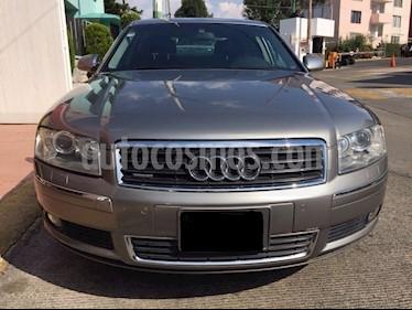 Foto venta Auto usado Audi A8 3.7L Tiptronic Quattro (2004) color Gris Oscuro precio $145,000