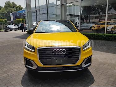 Foto venta Auto usado Audi Q2 1.4L T 20 Anos (2018) color Amarillo precio $485,000
