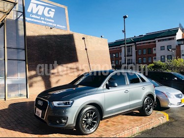 Audi Q3 1.4 TFSI Attraction usado (2015) color Gris Meteorito precio $74.900.000
