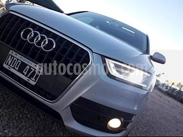 Foto venta Auto usado Audi Q3 2.0 T FSI Quattro S-tronic 211 Cv (2013) color Gris precio u$s2.700