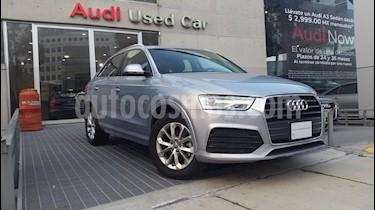 Foto venta Auto Seminuevo Audi Q3 2.0L Luxury TDI (2017) color Plata precio $535,000