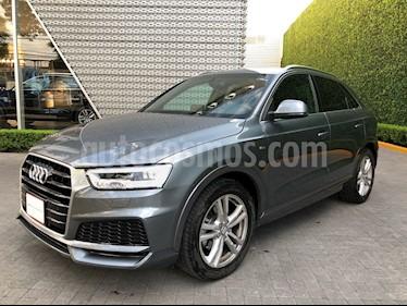Foto venta Auto Seminuevo Audi Q3 S Line (150 hp) (2018) color Gris precio $518,000