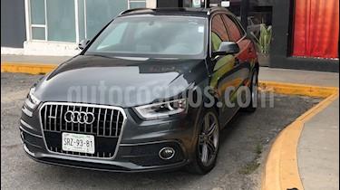 Foto venta Auto usado Audi Q3 S Line (220Hp) (2014) color Gris Daytona precio $380,000