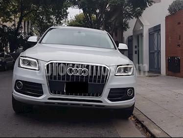 Foto venta Auto usado Audi Q5 2.0 T FSI Quattro (225Cv) (2014) color Blanco precio u$s31.900