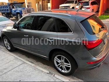 Foto venta Auto Seminuevo Audi Q5 2.0L T Elite (2015) color Gris Lava precio $410,000