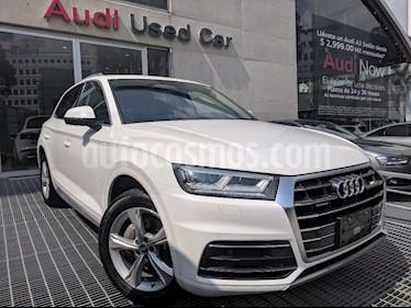 Foto venta Auto Seminuevo Audi Q5 2.0L T Elite (2018) color Blanco precio $720,000