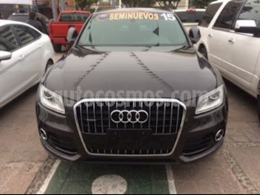 Foto venta Auto Usado Audi Q5 2.0L T FSI Elite (2015) color Negro precio $439,000