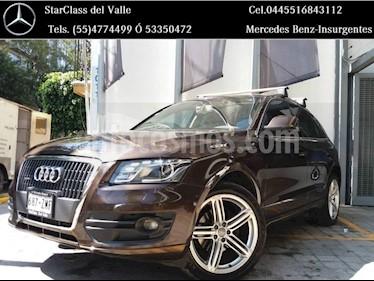 Foto venta Auto Usado Audi Q5 2.0L T FSI Luxury (2011) color Cafe precio $267,400