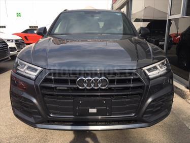 Foto venta Auto Usado Audi Q5 2.0L T S Line (2018) color Gris Daytona precio $860,000