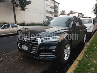 Foto venta Auto Usado Audi Q5 2.0L T S Line (2018) color Azul Profundo precio $780,000