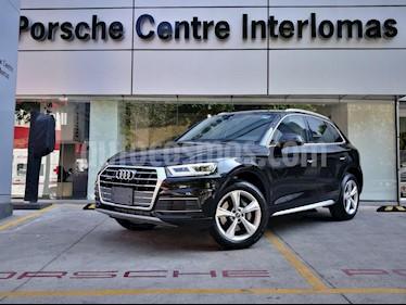 Foto venta Auto Usado Audi Q5 2.0L T Security Quattro VR4 (2018) color Negro precio $1,590,000