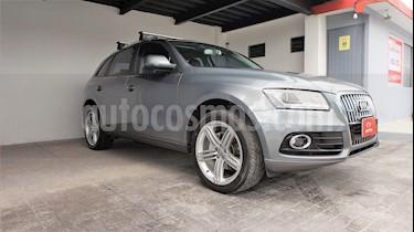 Foto venta Auto Seminuevo Audi Q5 3.0 TFSI Luxury (2014) color Gris Oxford precio $359,000
