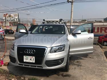 Foto venta Auto usado Audi Q5 3.2L FSI Elite (2010) color Plata precio $270,000