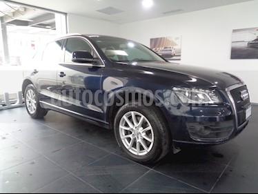 Foto venta Auto Usado Audi Q5 3.2L FSI Luxury (2011) color Azul Profundo precio $260,000