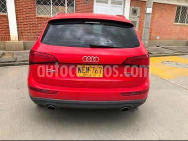Audi Q5 3.2L FSI S-Tronic Quattro Attraction usado (2013) color Rojo precio $80.000.000