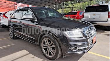 Foto venta Auto Seminuevo Audi Q5 SQ5 3.0L T (354 hp) (2015) color Gris Meteoro precio $519,000