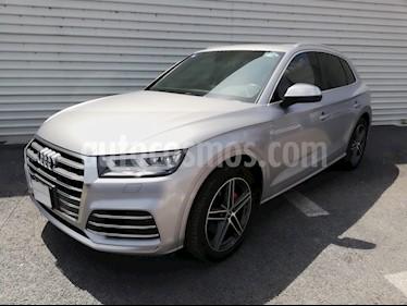 Foto venta Auto Seminuevo Audi Q5 SQ5 3.0L T (354 hp) (2018) color Plata Metalico precio $995,000