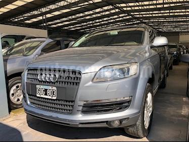 Foto venta Auto Usado Audi Q7 3.0 I 233cv Tiptronic Quattro (2008) color Gris Oscuro precio $935.000