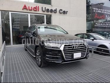 Foto venta Auto Seminuevo Audi Q7 3.0L TDI Elite (240Hp) (2017) color Negro precio $950,000